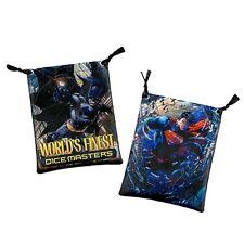 WIZKIDS DC DICE MASTERS WORLDS FINEST DICE BAG SUPERMAN / BATMAN NEW #smar17-104
