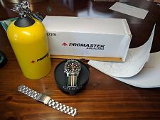 For Collectors: Complete, & New Citizen Promaster NY0040-09E Watch Kit