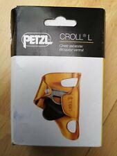 Petzl, Croll L, Poitrine Hampe Corde Grab Produit - Neuf, Boîte Endommagée