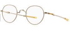 Oliver Peoples  OV1115K Amory  Col. 18K Gold Plated size 44  New