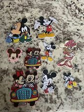 Disney Patches lot Mickey Mouse Minnie Iron On Sew-on