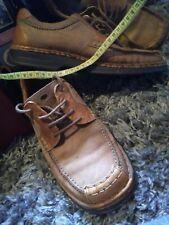 Got2Go VGC MENS Comfort 'JOSEF SEIBEL' Tan Leather SHOES Size 42 approx rrp £95