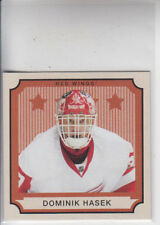 14/15 OPC Detroit Red Wings Dominik Hasek V Series A card #S-9