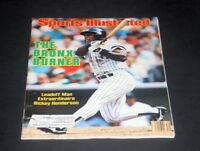SPORTS ILLUSTRATED JULY 28 1986 RICKEY HENDERSON