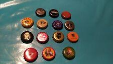 Lot de 15 capsules de bière - beer - bier Bierkapseln