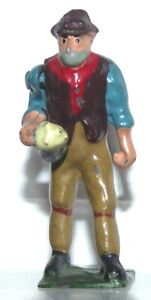FF12 modern hollow cast forgery / recast of rare Pixyland man with foaming pint
