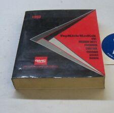 1993 GMC TOPKICK GMC KODIAK MEDIUM DUTY FORWARD CONTROL CHASSIS SERVICE MANUAL