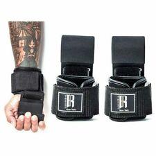 Rimsports Weight Lifting Hooks Heavy Duty Lifting Wrist Straps