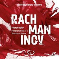 London Symphony Orchestra - Rachmaninov Complete Symphonies [CD]
