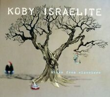 KOBY ISRAELITE BLUES FROM ELSEWHERE NEW VINYL