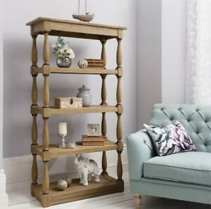 Frank Hudson Gallery Direct Cotswold Open Display Cabinet