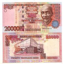 Ghana 20000 20.000 cedis  2003  FDS UNC    Pick 36b      rif  4059