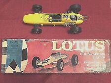 WEN MAC AMF LOTUS indianapolis race car engine mark XIII rare 1967