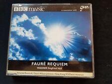FAURE - REQUIEM - BBC MUSIC  VOL. 7 NO 5  -EXCELLENT USED CD