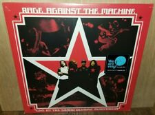 Rage Against The Machine Live At The Grand Olympic Auditorium Vinyl Record NEW