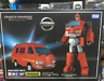 TAKARA Transformers MP-27 MP-30 Ironhide Ratchet Model Figures Toys Gifts Boys