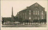 MURROW Methodist Church Postcard nr Wisbech CAMBRIDGESHIRE Benson, C.