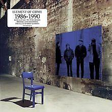 1985-1990 von Element of Crime | CD | Zustand gut