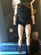 Hot Toys Star Wars AOTC Count Dooku MMS496 Nude Body loose 1/6th scale
