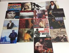 Bruce Springsteen: 20 CD Lot - Greetings/Born/Darkness/River/Nebraska/Live/Human