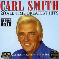 Carl Smith - 20 All Time Greatest Hits [New CD]