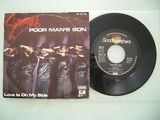 "Survivor – poor man's son/Love is on my side, d'81, 7"" single, vinyle: vg + +"