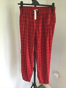 Victoria Secrets Medium Loungewear Red