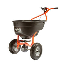 Agri-Fab  Push  Seeder/Spreader  For Ice Melt/Seeds 130 lb. capacity