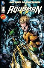 Aquaman (2012) #1 (US 1-6) alemán el nuevo DC-universo Geoff Johns/ivan arroz
