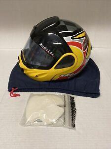 Rare!!! Bomardier Ski-doo Helmet Medium 7 1/8-7 1/4 New. Read Description!!!