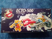 The Real Ghostbusters ECTO-500 Vehicle+Ghost Kenner Vintage NEW