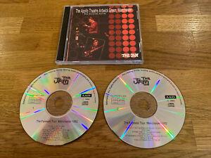 THE JAM # LIVE FROM MANCHESTER 1982 - FAREWELL TOUR - 2 x CD SET - PAUL WELLER