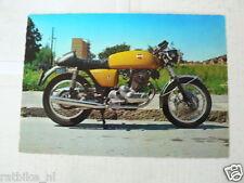 LAVERDA 750 SF TWIN 750 CC MOTORCYCLE MOTORRAD VINTAGE ORIGINAL POSTCARD