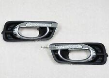 For Honda City MC 2012-2013 Matte Black DayTime Running Light LED