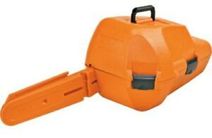 """STIHL 0000 900 4008 WOODSMAN CHAIN SAW CARRYING CASE OEM MS170 TO MS441 20""""BAR"""