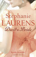Devil's Bride (Bar Cynster), Stephanie Laurens   Paperback Book   Good   9780749