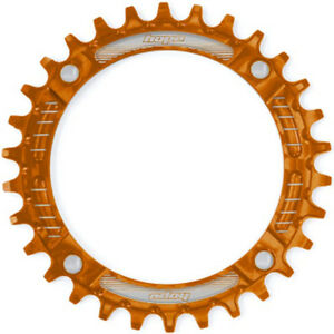 Hope Retainer Ring Chainring 104 PCD - Many Colors and Sizes - Brand New