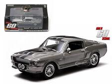 1967 SHELBY GT500 ELEANOR GONE IN 60 SIXTY SECONDS 1/43 GREENLIGHT 86411