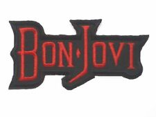 BON JOVI music Rock Metal embroidered Patch