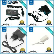 Stecker- Netzteil / Netzgerät für LED 12V/5A / 12V/3A / 12V/2A / 1A u. 12V/450mA