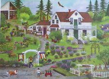 PUZZLE..JIGSAW....MANGUTZ...Cedarbrook Herb Farm...1000.Pc...Sealed