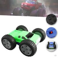 BUMP AND GO FLIP OVER CAR BUGGY DOUBLE SIDED BATTERY OPERATED TOY STUNT CAR