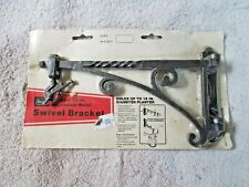 "Sears Magnesium Metal Swivel Bracket Cast 10"" NOS"