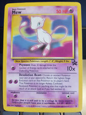 Mew 8 Black Star Promo - Wizards of the Coast League - NM/Mint - Englisch