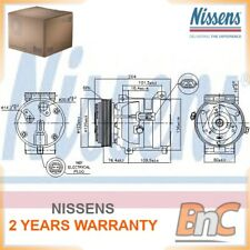 AIR CONDITIONING COMPRESSOR RENAULT NISSENS OEM 8200021822 89217