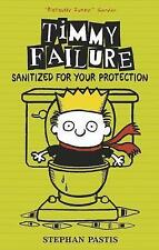 Timmy Failure: Sanitized for Your Protection-ExLibrary