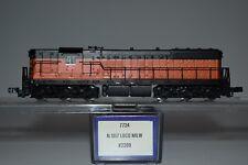 N Scale Life-Like 7724 Milwaukee Road SD7 Diesel Locomotive 2208 J6700