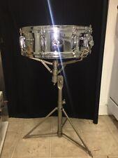 RARE Pre 1963 Slingerland Gene Krupa Snare Drum: 5 X 14