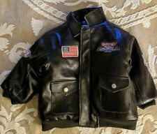 Avirex Toddler Tactical Jacket Size 24M Brown