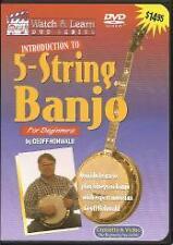 INTRODUCTION TO 5 STRING BANJO Primer Hohwald DVD